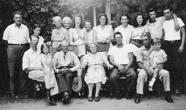 Reunion at Kizzie's 1955-56