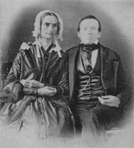 Henry and Mercy Holloway Lewis